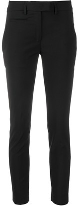 Dondup Fitted Cropped Trousers