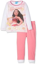 Disney Girl's Vaiana Pyjama Sets