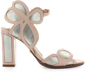 Kat Maconie Dena Pink Gold Sandal