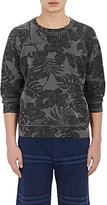 NSF Men's Floral Sweatshirt