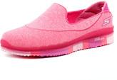 Skechers Go Flex Hot Pink