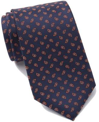 Tommy Hilfiger Bright Micro Paisley Tie