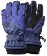 L.L. Bean Girls Waterproof Wildcat Gloves