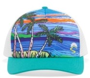Sunday Afternoons Women's Artist Series Trucker Cap