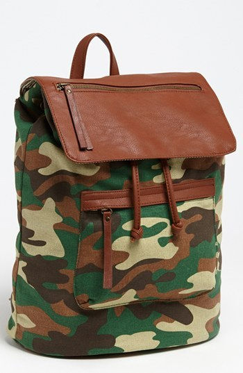 Steve Madden Steven by Canvas Backpack
