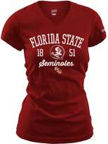 Soffe Florida State Seminoles V-Neck Tee - Women