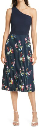 Ted Baker Gylin One-Shoulder Dress