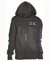 5th & Ocean Women's Baltimore Ravens Backfield LE Hoodie
