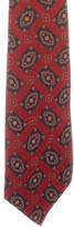 Chanel Silk Printed Tie