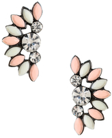 Amrita Singh Holi Crescent Stud Earrings