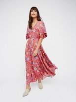 Spell & The Gypsy Collective Lovebird Half Moon Gown