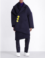 Jacquemus Le Manteau oversized wool coat