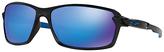 Oakley OO9302 Carbon Shift Rectangular Framed Sunglasses