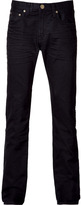 Current/Elliott Cast iron slim straight leg jeans