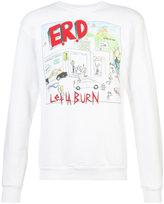 Enfants Riches Deprimes Let LA Burn sweatshirt