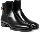 Tom Ford - Austin Polished-leather Jodhpur Boots