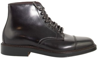 Alden Cordovan Boot Leather