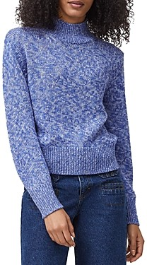 French Connection Lora Mock Neck Sweater
