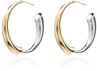 Charlotte Chesnais Gia hoop earrings