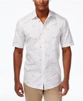 Club Room Men's Surf Print Shirt, Created for Macy's
