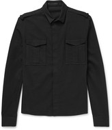 Haider Ackermann - Slim-fit Cotton Shirt