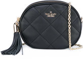 Kate Spade quilted crossbody bag - women - Leather/Polyester - One Size