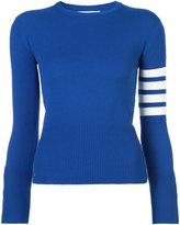Thom Browne cashmere classic crewneck pullover