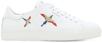 Axel Arigato 20mm Clean 90 Bird Leather Sneakers