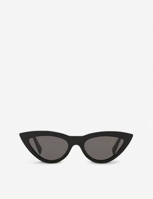 Celine Cl4019 cat eye-frame sunglasses