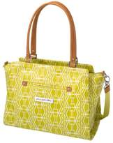 Petunia Pickle Bottom Infant 'Statement' Diaper Satchel - Yellow