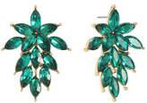 MONET JEWELRY Monet Jewelry Green Drop Earrings