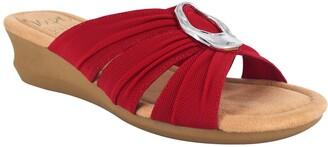 Impo GeneenWedge Sandal Slides Women's Shoes