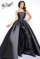 Mac Duggal Prom - 11039 Bustier With Pants In Black