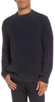 Vince Men's Open Weave Raglan Sweater