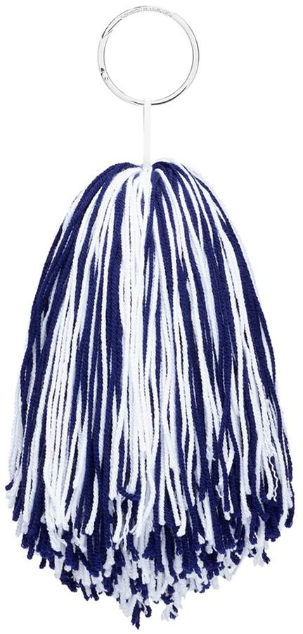 Calvin Klein Short pompom keychain