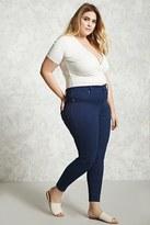 Forever 21 FOREVER 21+ Plus Size Skinny Jeans