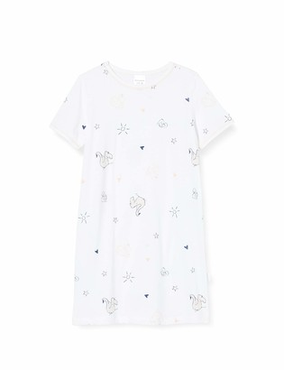 Schiesser Girl's Nachthemd 1/2 Nightie