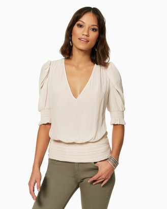 Ramy Brook Tech Flora Top