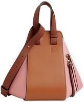 Loewe Small Hammock Color Blok Leather Bag