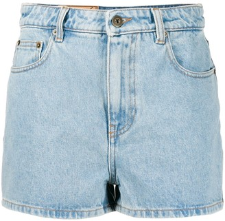 McQ Colour Block Shorts