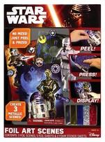 Star Wars Foil Art