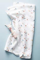 KT Smail Picturesque Florals Swaddle