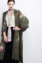 Easel Verde Kimono