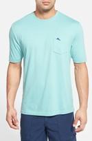 Tommy Bahama Men's 'New Bali Sky' Original Fit Crewneck Pocket T-Shirt