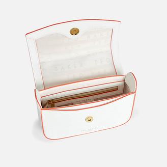 Ted Baker Women's Daissy Bow Mini Cross Body Bag - Ivory