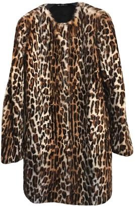 Yves Salomon Fur Coat for Women