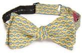 Vineyard Vines 'Bonefish' Silk Bow Tie