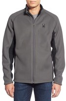 Spyder 'Foremost' Zip Front Knit Sweater