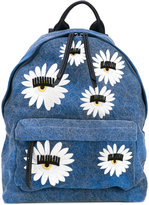Chiara Ferragni Daisy eye backpack - women - Other fibres - One Size