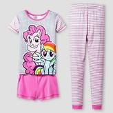 My Little Pony Girls'' Pajama Set - Grey